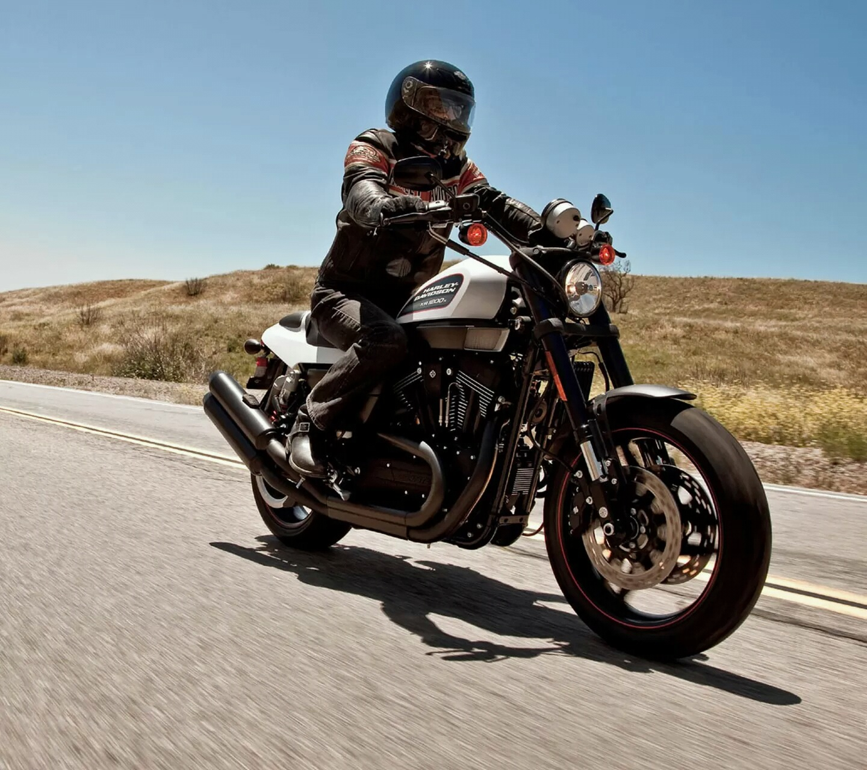 哈雷摩托车高清壁纸
